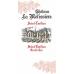 Chateau La Melissiere 2015 法國紅酒款號: RW911